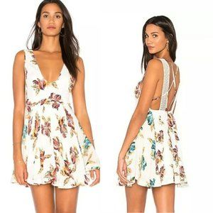 Free People Thought I Was Dreaming Mini Dress M